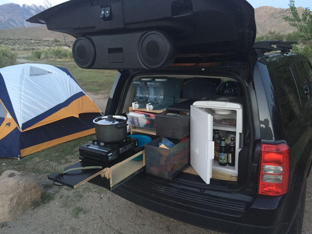 The Ultimate Car Camping Setup Curiosityness